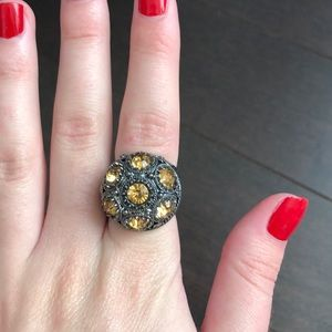Jewelry - FREE W PURCHASE Cocktail Ring